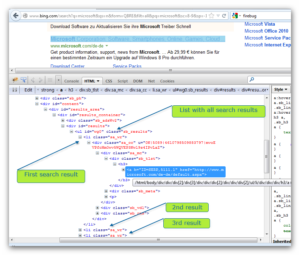 Example how to use Selenium with Visual Studio and Visual Basic NET