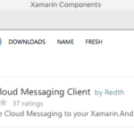 Setup Xamarin Forms Android App for Push Notifications