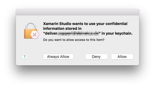 Setup Xamarin Forms for iOS Push Notifications - dotnetco de