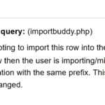 Backupbuddy Error #9010: Unable to import SQL query - Unknown collation: utf8mb4_unicode_520_ci